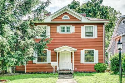 Petersburg Single Family Home For Sale: 1537 Berkeley Avenue