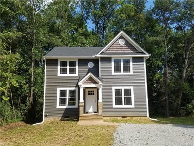 Chesterfield Single Family Home For Sale: 10200 Brightwood Avenue