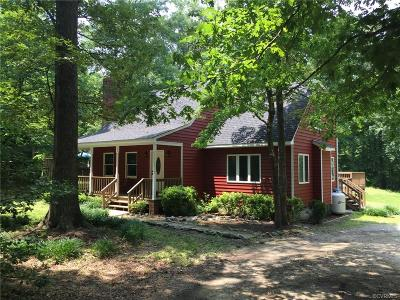 South Chesterfield Single Family Home For Sale: 1340 Ruffin Mill Road