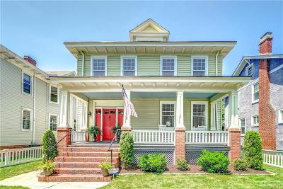 Richmond Single Family Home For Sale: 3010 Edgewood Avenue
