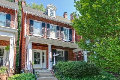 Richmond Single Family Home For Sale: 525 N Sheppard Street