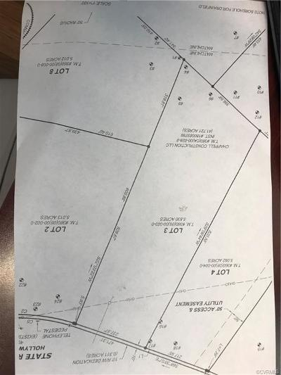 Land For Sale: Lot 3 Hollywood