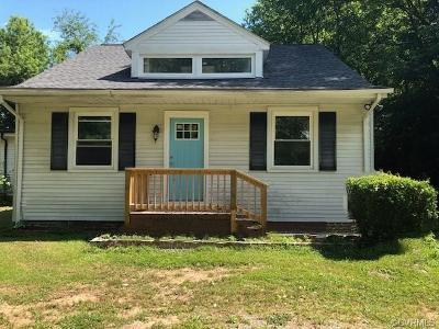 Henrico Single Family Home For Sale: 4104 Dill Road