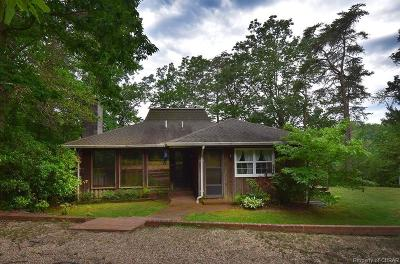 Heathsville Single Family Home For Sale: 594 Cherry Hill Road