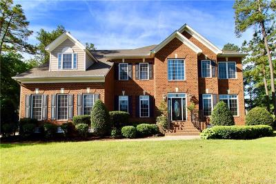 Glen Allen Single Family Home For Sale: 11705 Norwich Court