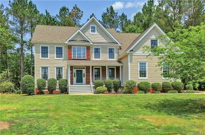 Chesterfield Single Family Home For Sale: 12221 Hampton Valley Terrace