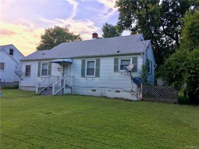 Nottoway County Single Family Home For Sale: 502 Tunstall Avenue