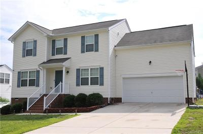 Chester Single Family Home For Sale: 3307 Ellenbrook Drive