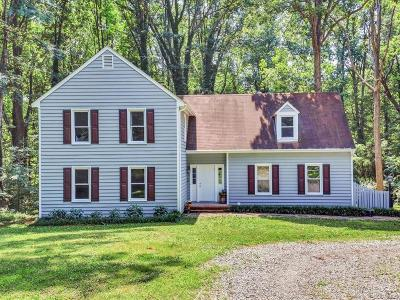 Powhatan Single Family Home For Sale: 1909 Fairoaks Road
