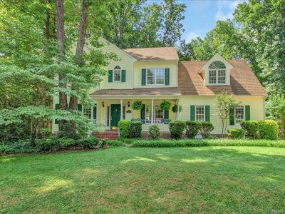 Mechanicsville Single Family Home For Sale: 8212 Redberry Lane