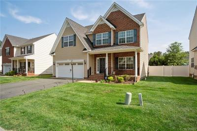 Henrico Single Family Home For Sale: 12005 Hunton Crossing Place
