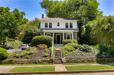 Richmond Single Family Home For Sale: 3000 Ferncliff Road