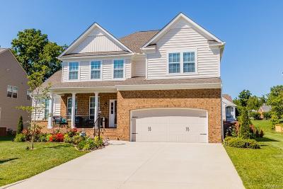 Mechanicsville Single Family Home For Sale: 8626 Oakham Drive