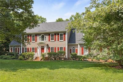 Chesterfield Single Family Home For Sale: 9040 Whistling Swan Road
