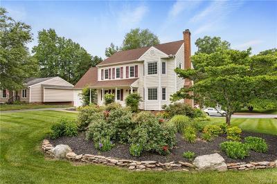 Midlothian Single Family Home For Sale: 1318 Exbury Drive