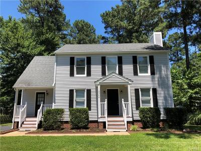 Henrico Single Family Home For Sale: 2368 Horsley Drive