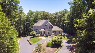Powhatan Single Family Home For Sale: 1475 Donavon Mill Lane