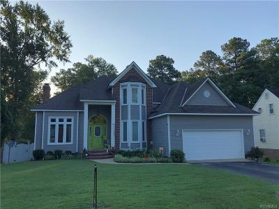 Colonial Heights Single Family Home For Sale: 113 Watercress Court