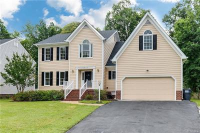 Henrico County Single Family Home For Sale: 3013 Sable Road