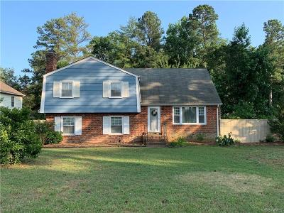 Henrico Single Family Home For Sale: 2259 Poates Drive