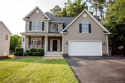 Chesterfield Single Family Home For Sale: 9612 Dunroming Road