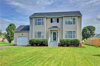 Henrico Single Family Home For Sale: 1608 Varina Station Court