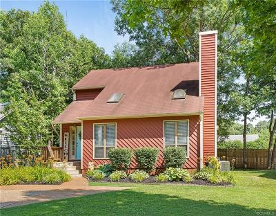 Henrico Single Family Home For Sale: 1707 Quail Covey Road