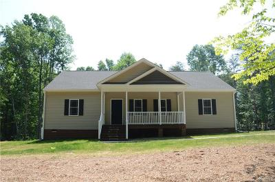 Bumpass Single Family Home For Sale: 1130 Signboard Road