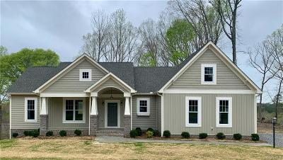 Dinwiddie Single Family Home For Sale: 19609 Turkey Run Place