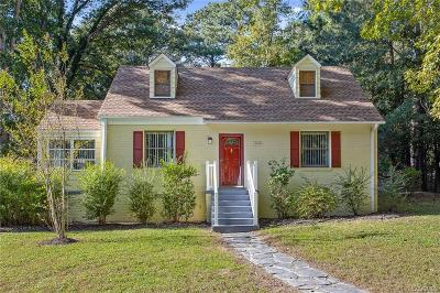 Henrico Single Family Home For Sale: 1208 W Valley Drive
