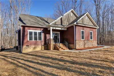 Goochland Single Family Home For Sale: 2808 Preston Park Way