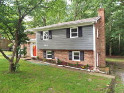 Chester Single Family Home For Sale: 4813 Empire Parkway