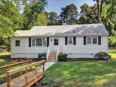Henrico Single Family Home For Sale: 8507 Rolando Drive