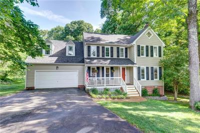 Mechanicsville Single Family Home For Sale: 9353 Charter Crossing Drive