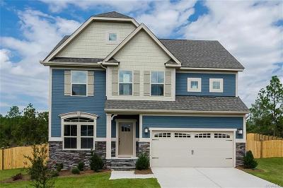 Chester Single Family Home For Sale: 4425 Centralia Station Cove