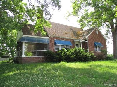 Single Family Home Pending: 11221 Vaughan Road