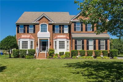 Glen Allen Single Family Home For Sale: 11800 Cobblers Stone Place