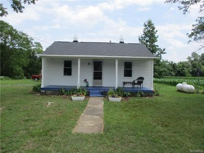 Hanover Single Family Home For Sale: 3093 Nelsons Bridge Road