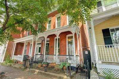 Richmond Single Family Home For Sale: 303 1/2 S Pine Street