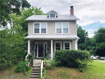 Richmond Single Family Home For Sale: 2401 5th Avenue