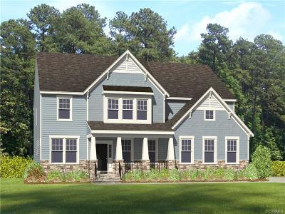 Midlothian Single Family Home For Sale: 15831 West Millington Drive