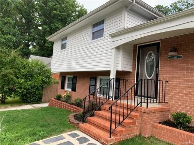 Henrico Single Family Home For Sale: 1901 N Parham Road