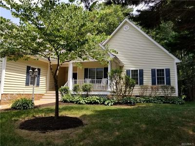 Chesterfield Single Family Home For Sale: 1613 Lady Sarah Court