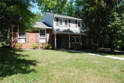 Single Family Home For Sale: 1809 Greenfield Drive