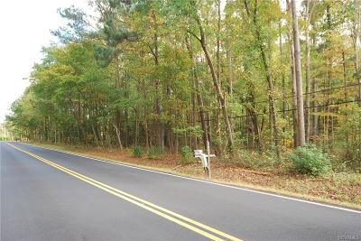 Henrico Land For Sale: 1891 & 1901 Mill Road