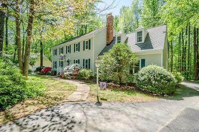 Chesterfield Single Family Home For Sale: 8724 Cardiff Road