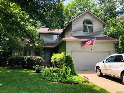 Glen Allen Single Family Home For Sale: 4532 Village Run Drive