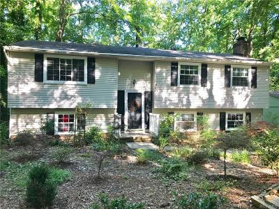Chesterfield County Rental For Rent: 4608 Painted Post Lane