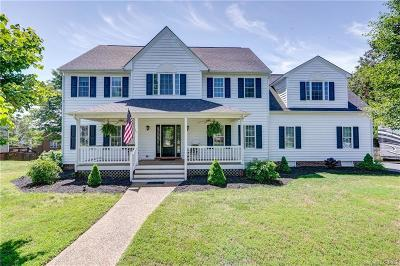 Mechanicsville Single Family Home For Sale: 6125 Havenview Drive