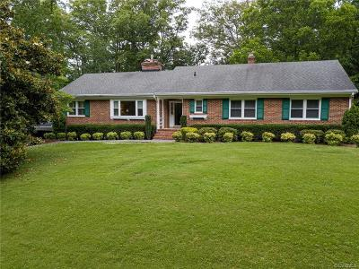Richmond Single Family Home For Sale: 4115 Croatan Road